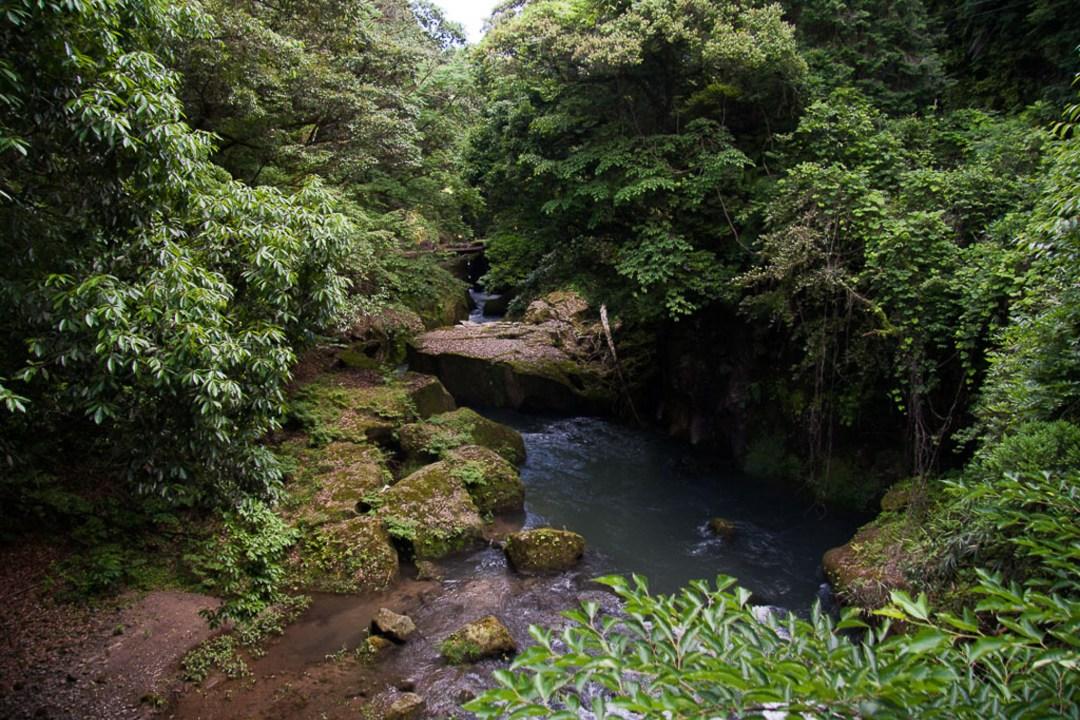 Ookawara Gorge