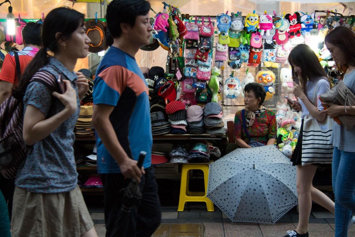Bougie in Busan, Part 1: Gukje Market