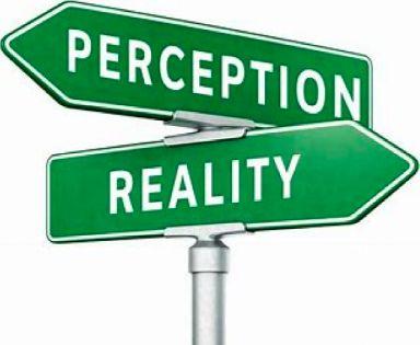 Percezione vs Realtà