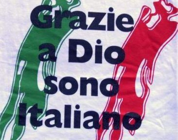 We are Italians, they don't
