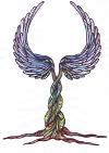 Logo Radici e Ali colore piccolo