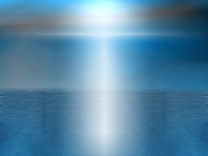 luce dal cielo