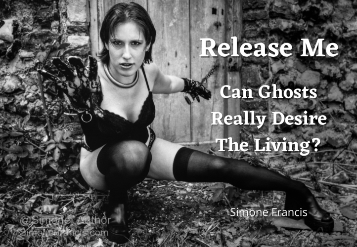 Release Me Erotic Ghost Story Photo Illustration
