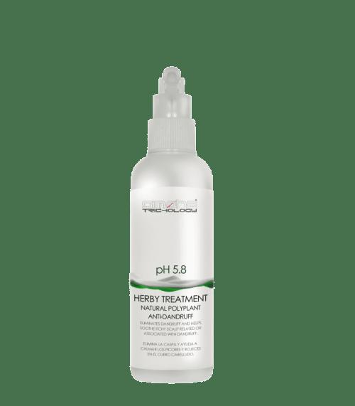 NATURAL POLYPLANT ANTI-DANDRUFF TREATMENT 150ml