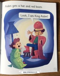 King Aiden