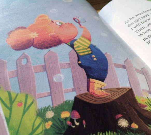 Final Illustration for a picture book for young children