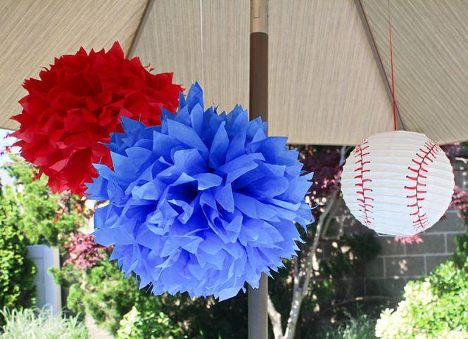 Baseball Birthday Party Favors Ideas Decoration