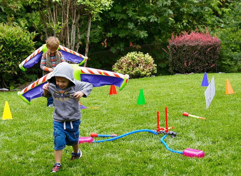 Astronaut Training Birthday Party Ideas Space Party