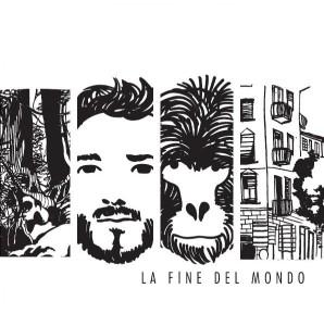 """grafica di Margherita Perugi per il progetto """"La Fine del Mondo"""""""