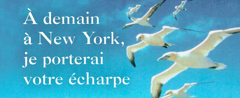 à demain à New York couverture