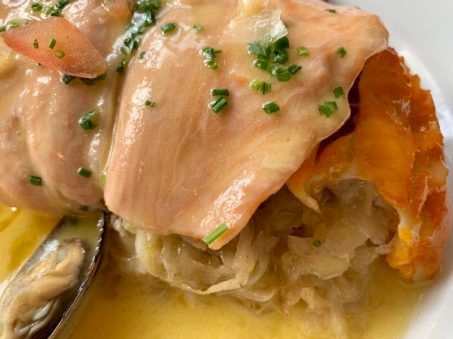 choucroute poissons baumann photo Simone