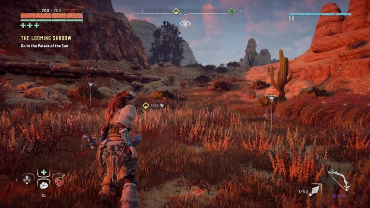 UX/UI Analysis of Horizon: Zero Dawn