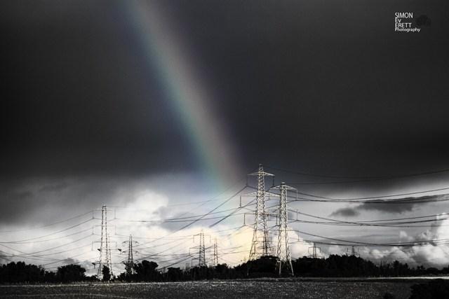 rainbow in kent