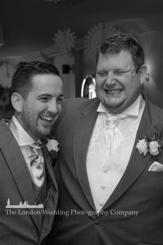 Gavin and the Bestman