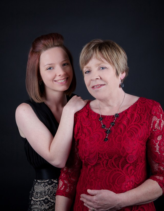 Mother & Daughter Photography in Kent