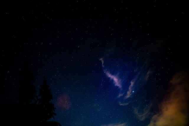 Night Sky Photography Kent