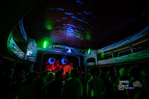 night club photography