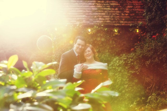 Warm tone wedding afternoon