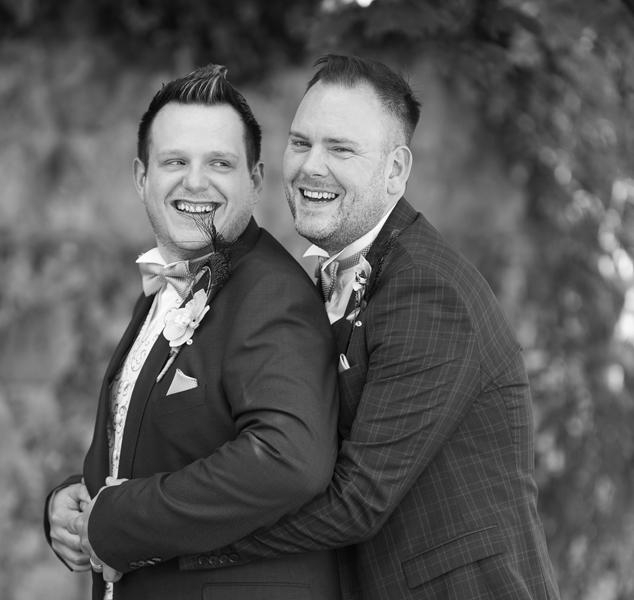 Same Sex Wedding Photography in Kent