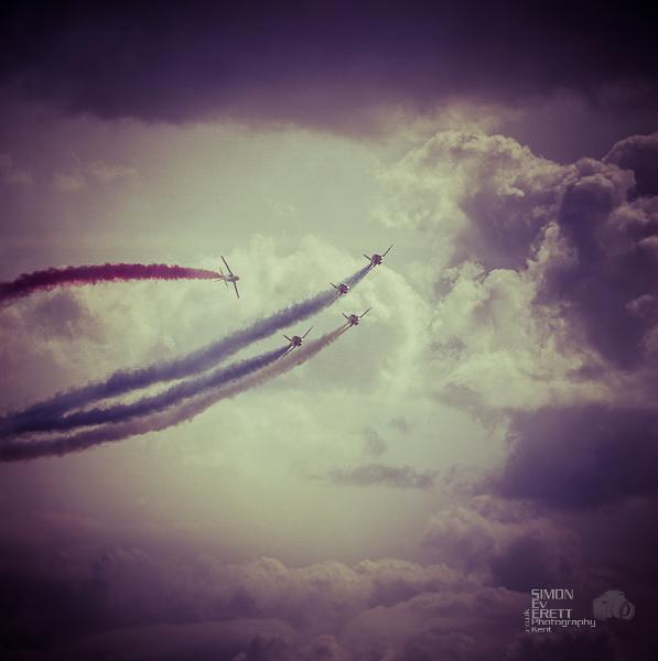 Clacton air show 2014