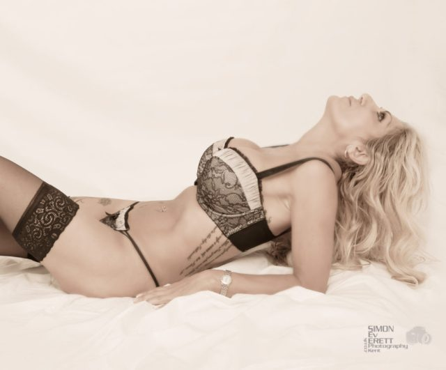 Boudoir photographer kent