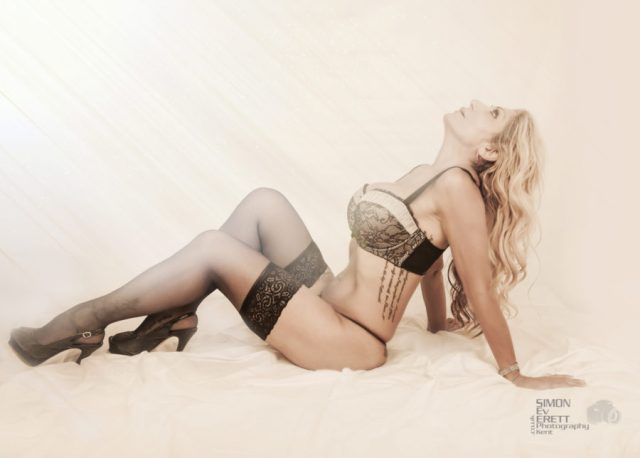 Boudoir Studio photographer