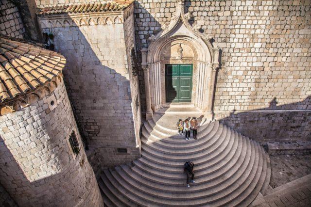 snap of Dubrovnik