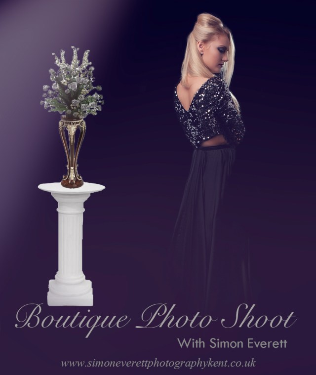 Hotel Boutique photo shoot experience