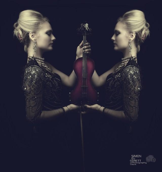 Pro Shoot violin