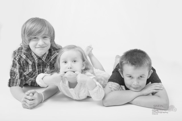 Infant and toddler portraits kent