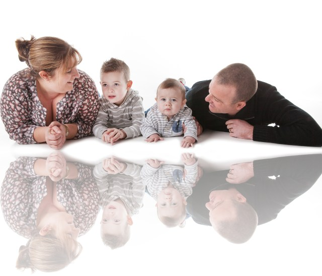 Family Studio Shoot in kent