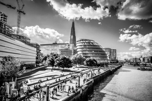 Tower Bridge London view