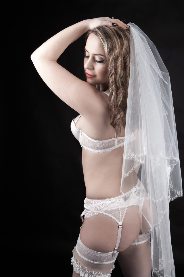 Pre wedding boudoir in kent