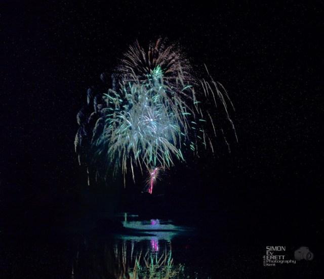 Firework capture 2014