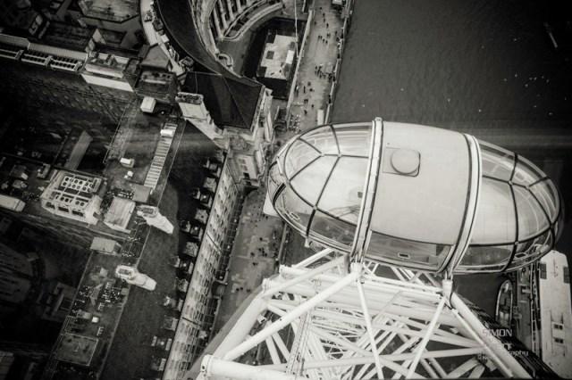London Eye view 2014