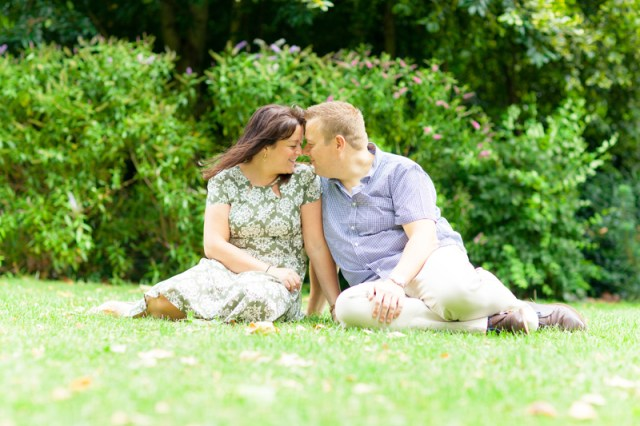 Engagement shoots in kent