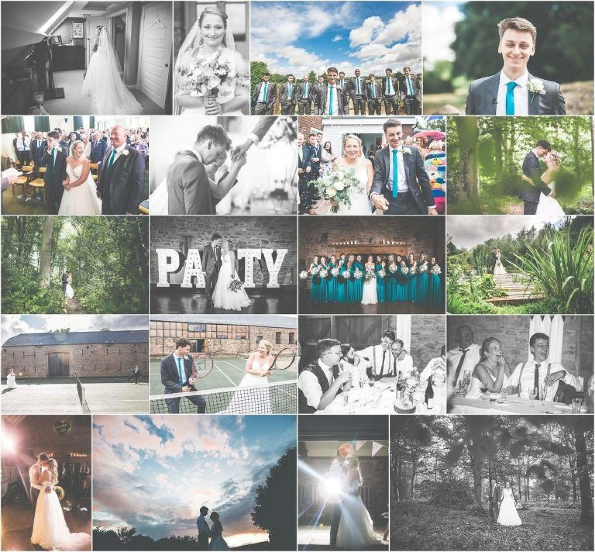 Hereford wedding photographer