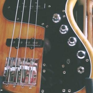 Marcus Miller Bass John East preamp