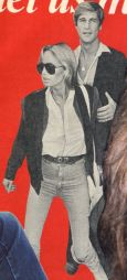 Simon MacCorkindale and Susan George