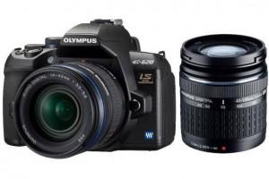 Olympus e620 Twin Lens Kit