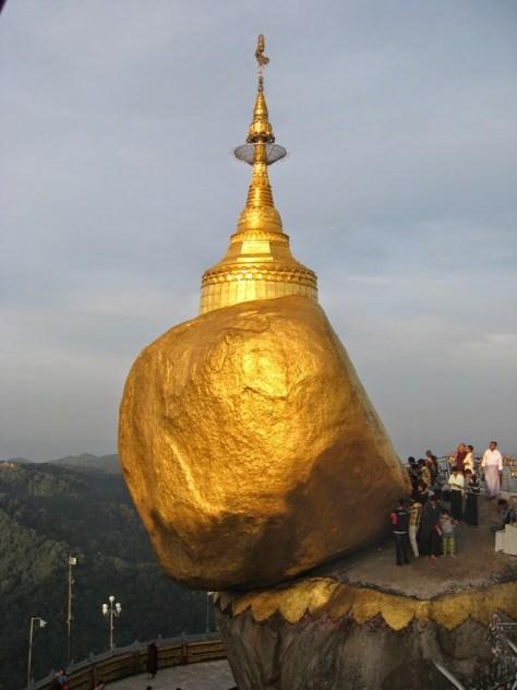 Golden Rock kinpun