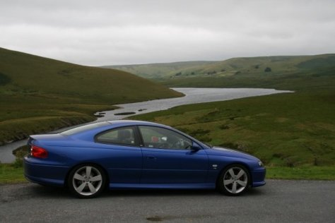 SimonTheSailor's Monaro car