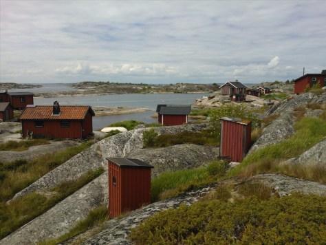 Huvudskar Sweden