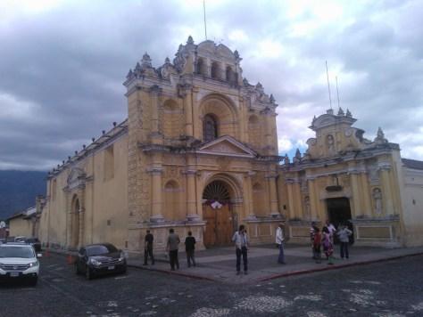 Hermano Pedro antigua guatemala