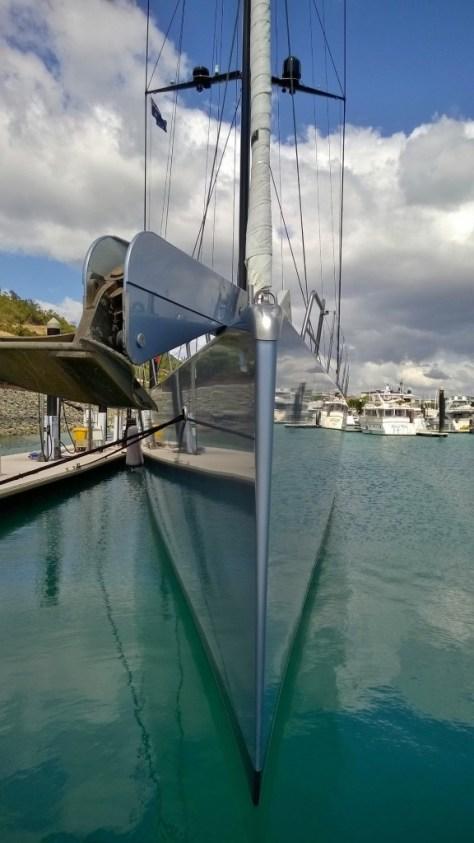 Sarissa yacht