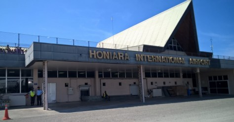 Honira international airport