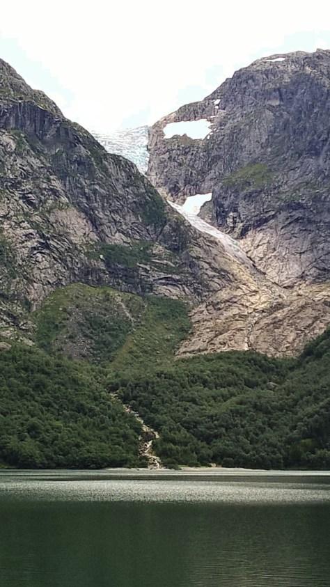 Bondhusbreen glacier sundal
