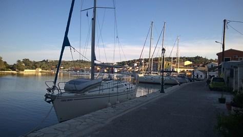 Paxos island corfu