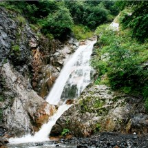 Waterfall In Tusheti