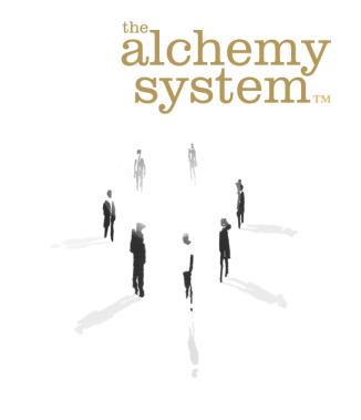 Alchemy system logo
